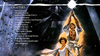 STAR WARS chapters